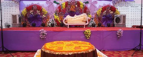 We offer special services for Marriage function in Patna