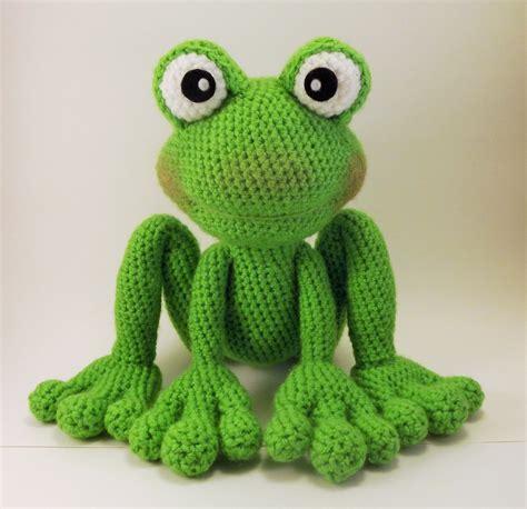 amigurumi pattern frog froggy amigurumi pattern frog crochet pattern pdf file