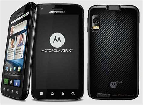 Hp Motorola Atrix update gingerbread 2 3 4 motorola atrix 4g hadirkan banyak