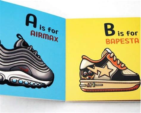 new children s book teaches the abcs using sneakers
