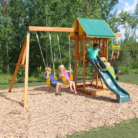 backyard swing sets canada backyard play structures canada home outdoor decoration