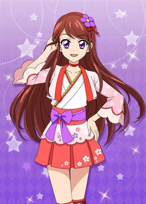 Aikatsu Spicy Ageha Houndstooth Dress 1441 best images about aikatsu aikatsu on chibi studios and posts
