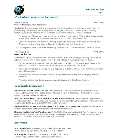 resume writing blogs writer editor free resume sles blue sky resumes