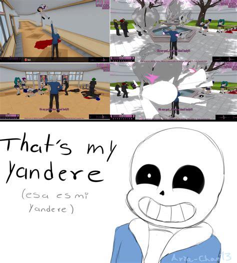 Yandere Simulator Memes - lovesick yandere simulator tumblr also i wasn t sure weather to put this under yandere