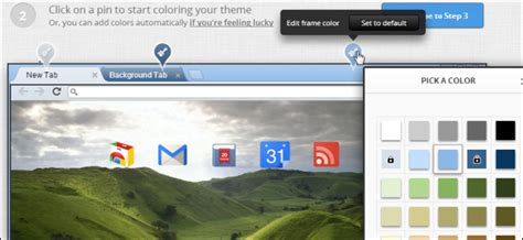 tumblr themes create your own how to easily create your own google chrome theme