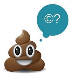 hoe emoji are emoji protected by copyright david lizerbram