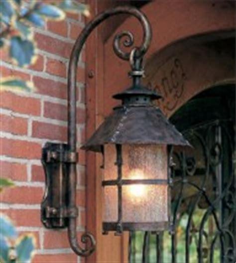 Rustikale Leuchten 1964 by Orientalische Wandleuchte Aus Schmiedeeisen Wl 3545 3542