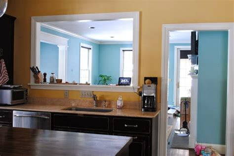 Open Window Between Kitchen Living Room by How To Install Transom Windows The Chronicles Of Home