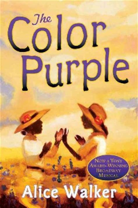 the color purple book and the color purple book review ink