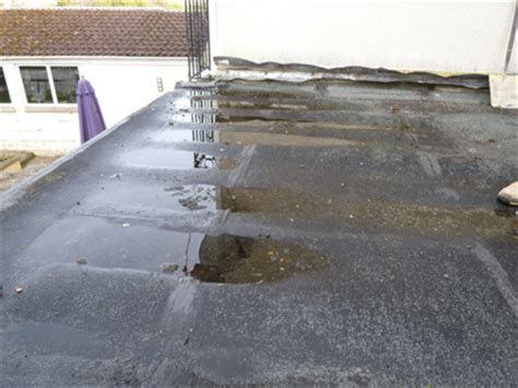 Flat Roof Problems Fibreglass Grp Flat Roofing Specialists In Stroud