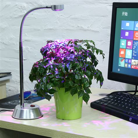 Led Desk L Grow Light by Usb Led Plant Grow Light Indoor Office Desk Plant Growth