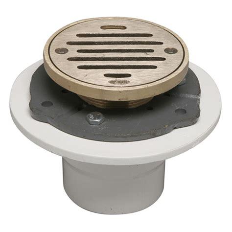 mountain plumbing mt507a mhb 4 quot abs shower drain