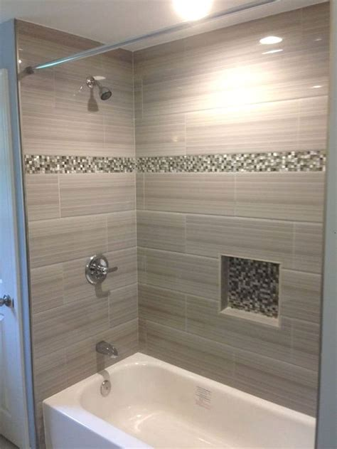 popular bathroom tile shower designs ideas