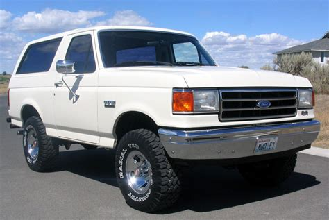97 ford bronco 5 things the new ford bronco should