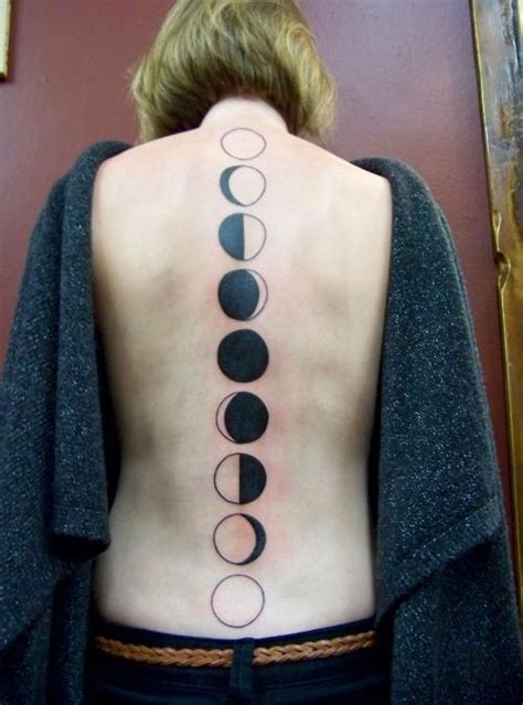 moon phases tattoos designs ideas and meaning tattoos