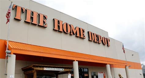 home depot vacation time home depot data breach far exceeds last year s target hack