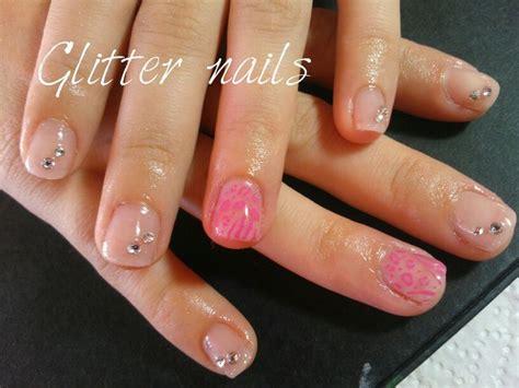 imagenes de uñas decoradas naturales sencillas ba 241 o de acrilico sobre u 241 a natural u 241 as acr 237 lico