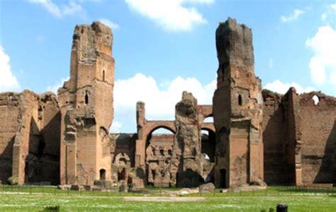 terme di caracalla ingresso un tuffo nei bagni dell antica roma visita alle terme di