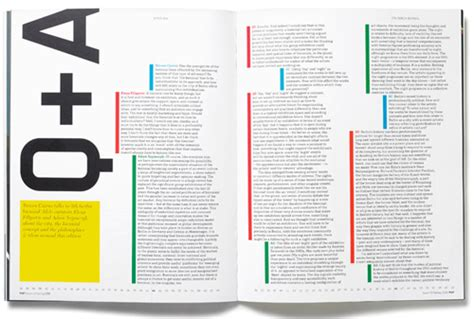 magazine grid layout templates creating exciting and unusual visual hierarchies