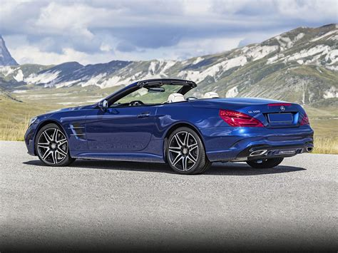 convertible mercedes 2017 2017 mercedes sl 450 price photos reviews features