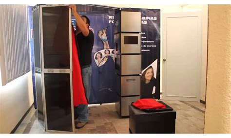 foto cabina cabina de fotos photobooth marca comicam