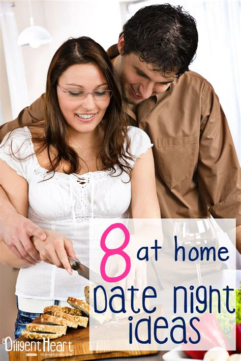 8 at home date ideas