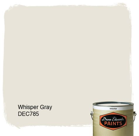 dunn edwards paints whisper gray dec785
