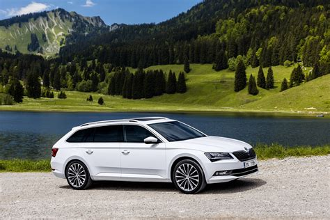 skoda suparb check out the skoda superb combi in 58 new photos