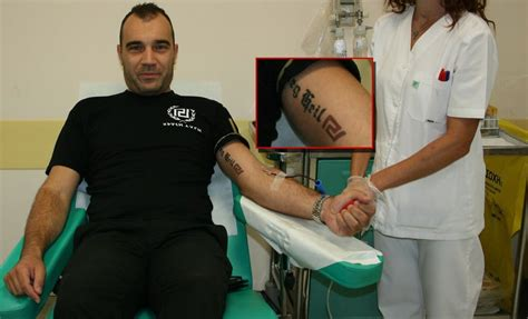 neo nazi tattoos neo tattoos fall out of fashion in greece after