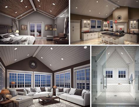 sloped ceiling lighting ideas shapeyourminds