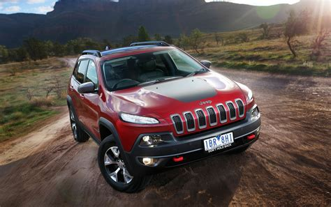 jeep cherokee baja 2014 jeep cherokee trailhawk review off road caradvice