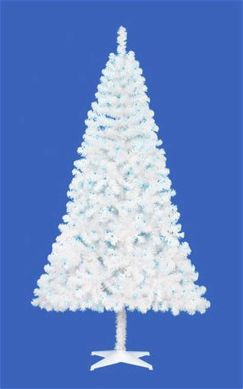tree with blue lights time madison 6 5 white pine tree with