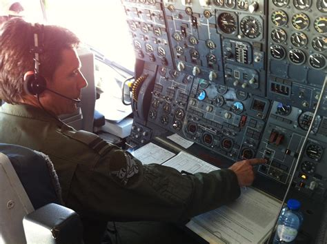 flight engineer the of the eatc european air transport command