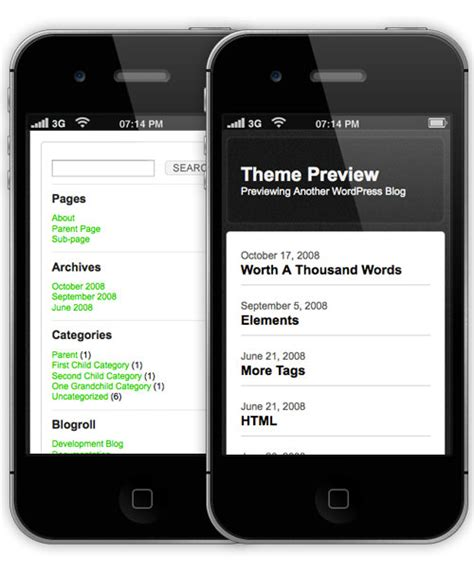 best themes in mobile 10 best free wordpress mobile theme for download step by