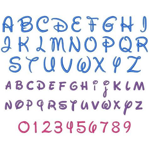 disney cursive font pictures to pin on pinterest pinsdaddy disney letters template designs for cakes and cookies