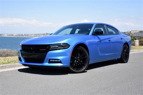 2016 Dodge Charger Hp by 2016 Dodge Charger Sxt Test Drive Review Autonation