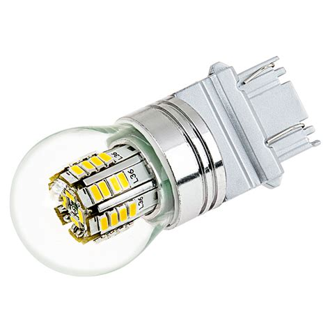 3157 Led Light Bulbs 3157 Led Bulb W Stock Cover Dual Function 36 Smd Led Tower Wedge Retrofit Led Brake Light
