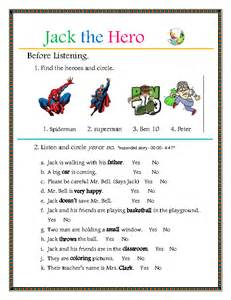 story book jack the hero