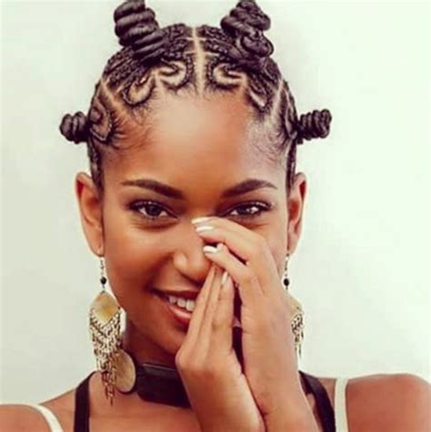how to twist knot black hair for style bantu knots tutorial plus 25 hot pictures