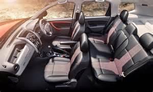 new renault duster interior carblogindia