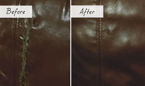 how to repair a small tear in leather couch leather repairs anstey mobile leather repairs