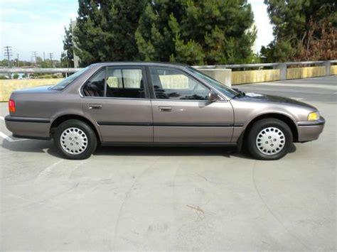 93 Honda Accord 2 Door sell used 1993 honda accord lx sedan 4 door 2 2l in