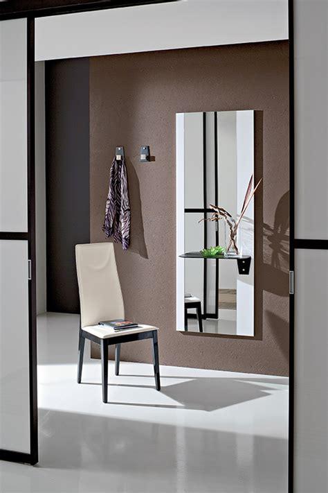 specchio con mensola ingresso lia mobile per ingresso con specchio e mensola comp 500