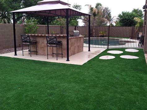 backyard turf artificial grass turf synthetic lawn phoenix arizona