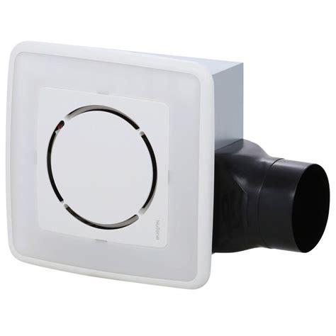 nutone  cfm ceiling exhaust bath fan  soft surround led light lednt  home depot