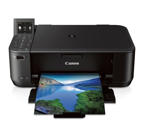Printer Jet canon pixma mg4220 wireless inkjet photo all in one review rating pcmag