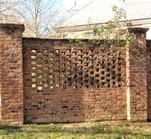 best 25 brick fence ideas on pinterest fence ideas