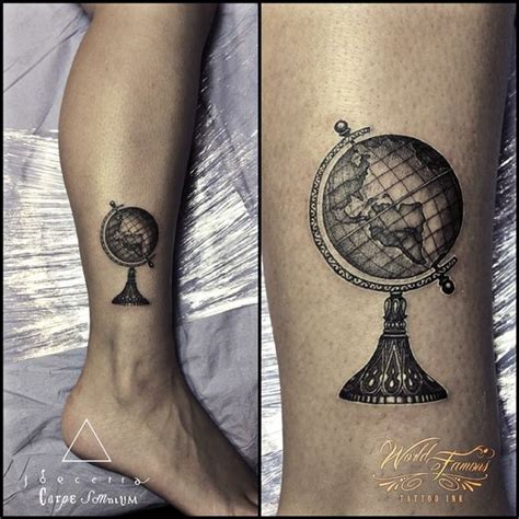 traditional globe tattoo traditional neo traditional and globes on