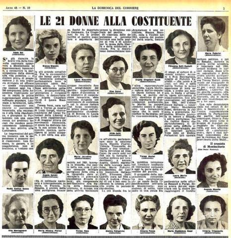 e donne giornale 2 giugno 1946 la repubblica 232 donna