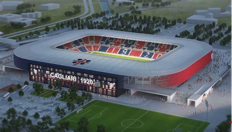 sede cagliari calcio nuovo stadio cagliari calcio il progetto